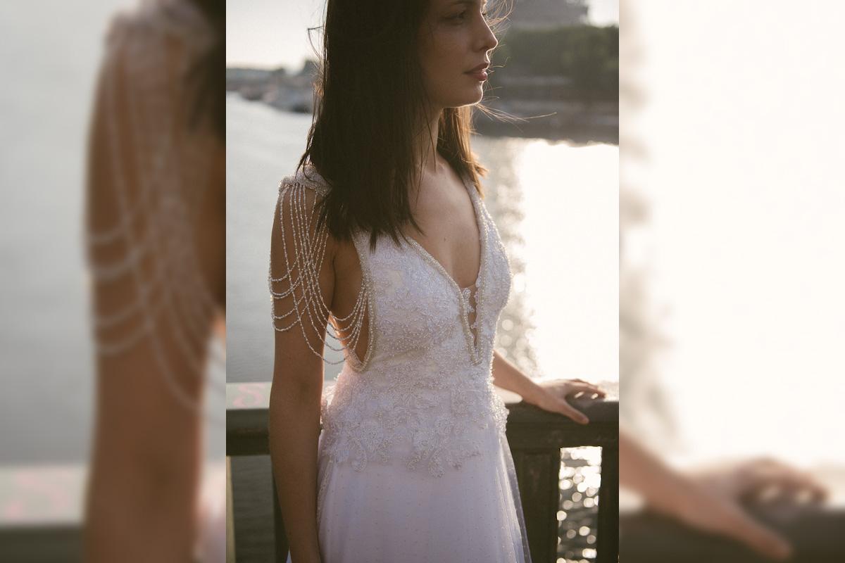 Vestido Montmartre