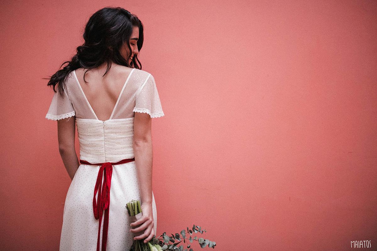 Vestido Desirée