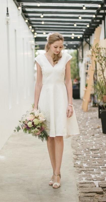 Vestido Lela Branco