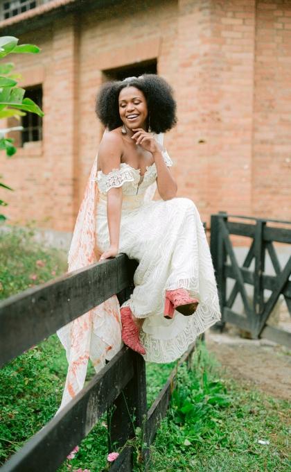 vestido noiva banho de folhas 4