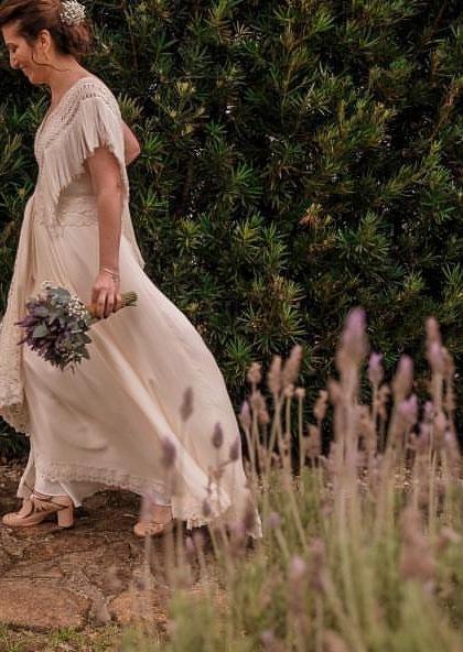 vestido noiva matricaria liso 5