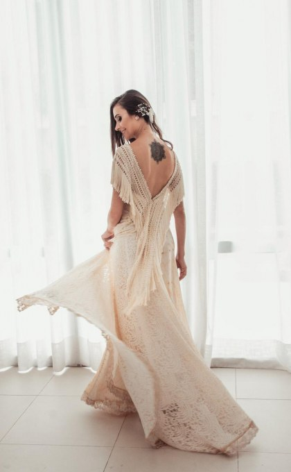 vestido noiva matricaria 1